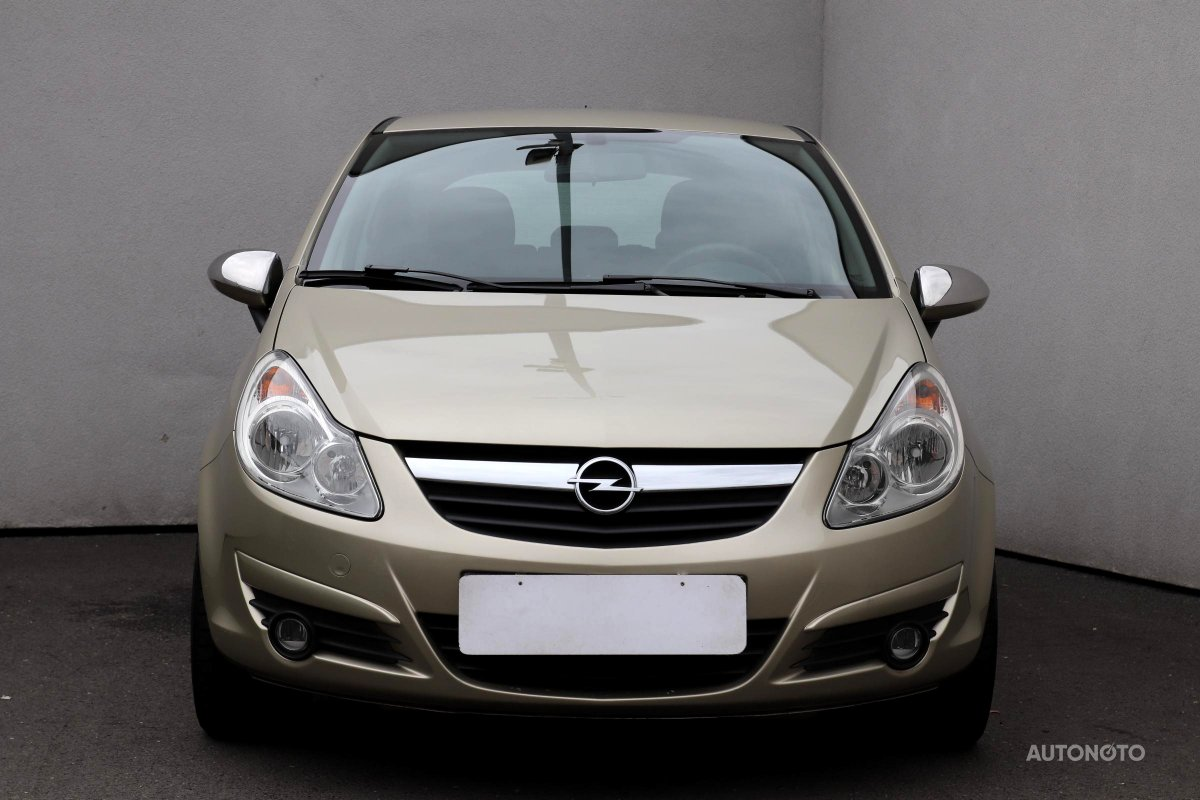 Opel Corsa, 2007 - pohled č. 2