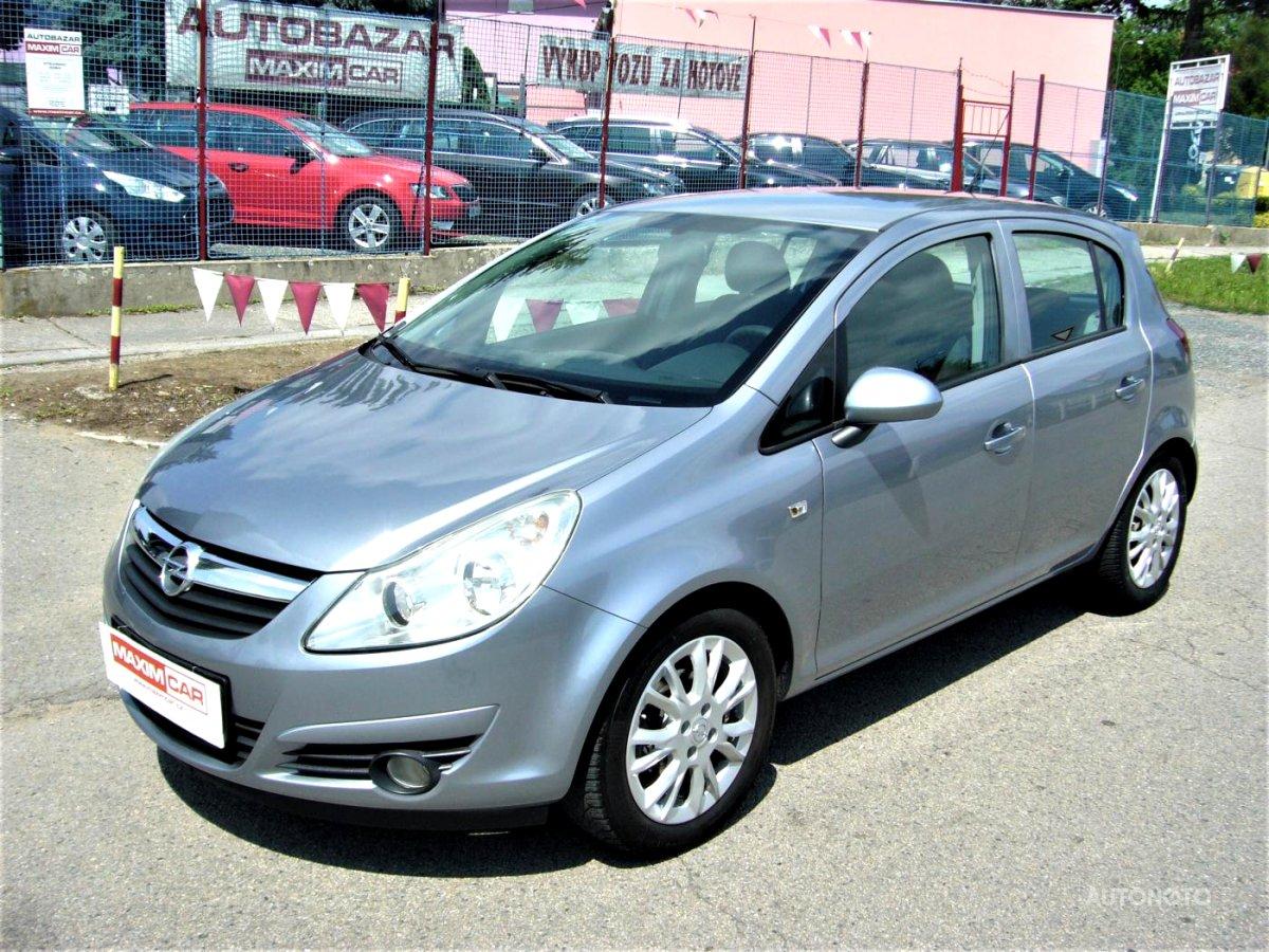 Opel Corsa, 0 - celkový pohled