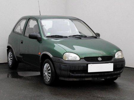 Opel Corsa, 1997