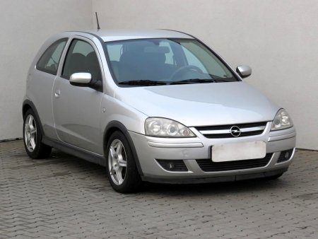 Opel Corsa, 2006