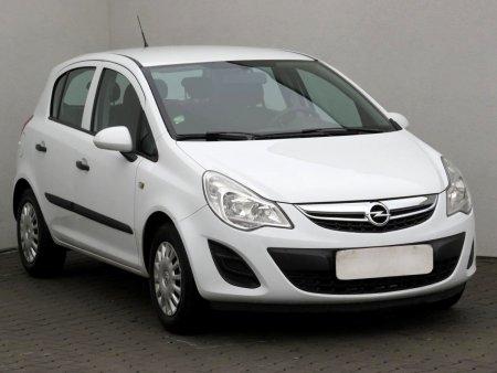 Opel Corsa, 2012