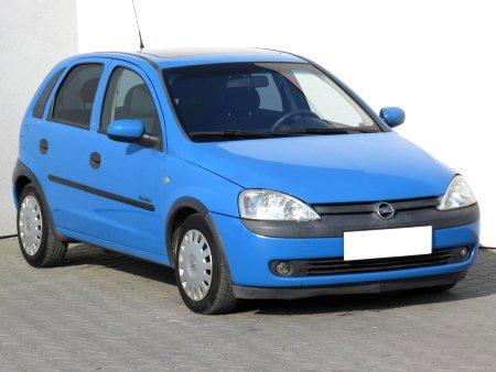 Opel Corsa, 2001