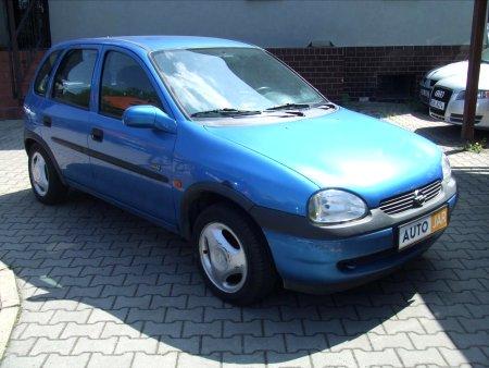 Opel Corsa, 2000