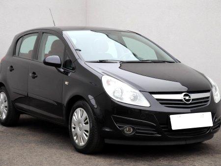 Opel Corsa, 2007