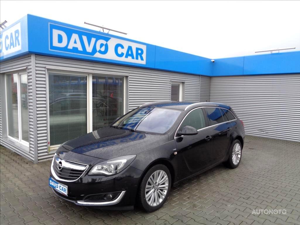 Opel Insignia, 2015 - celkový pohled