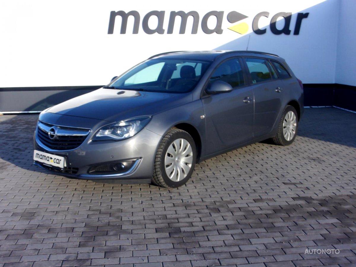Opel Insignia, 2016 - celkový pohled