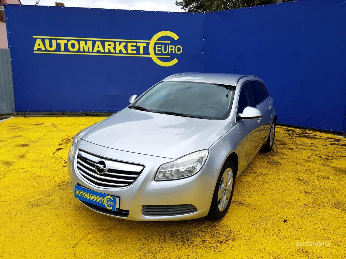 Opel Insignia, 2010 - celkový pohled