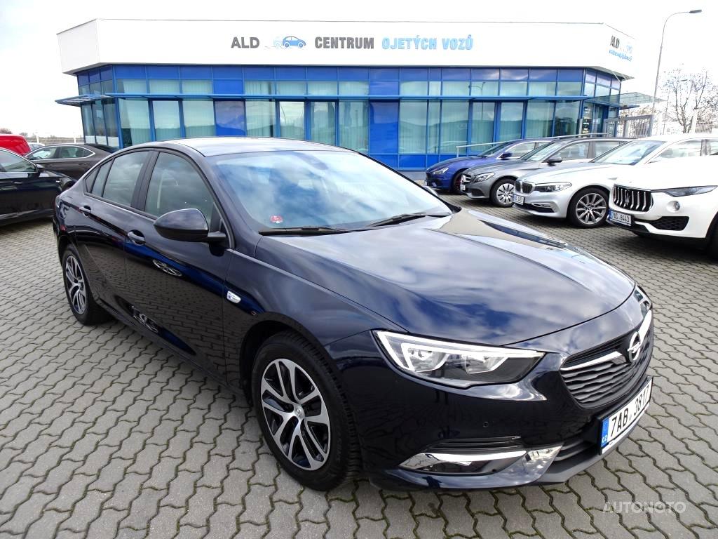 Opel Insignia, 2018 - celkový pohled