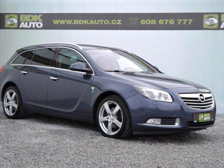 Opel Insignia, 2009