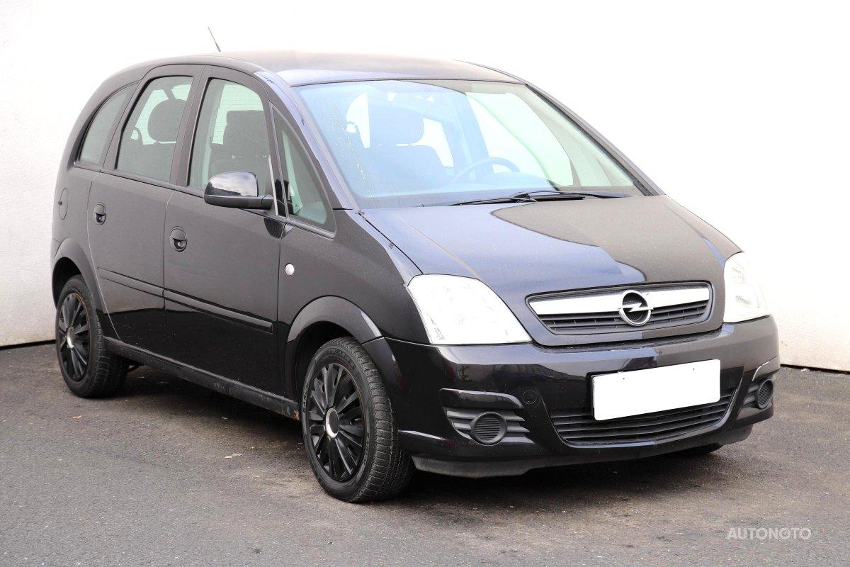 Opel Meriva, 2006 - celkový pohled