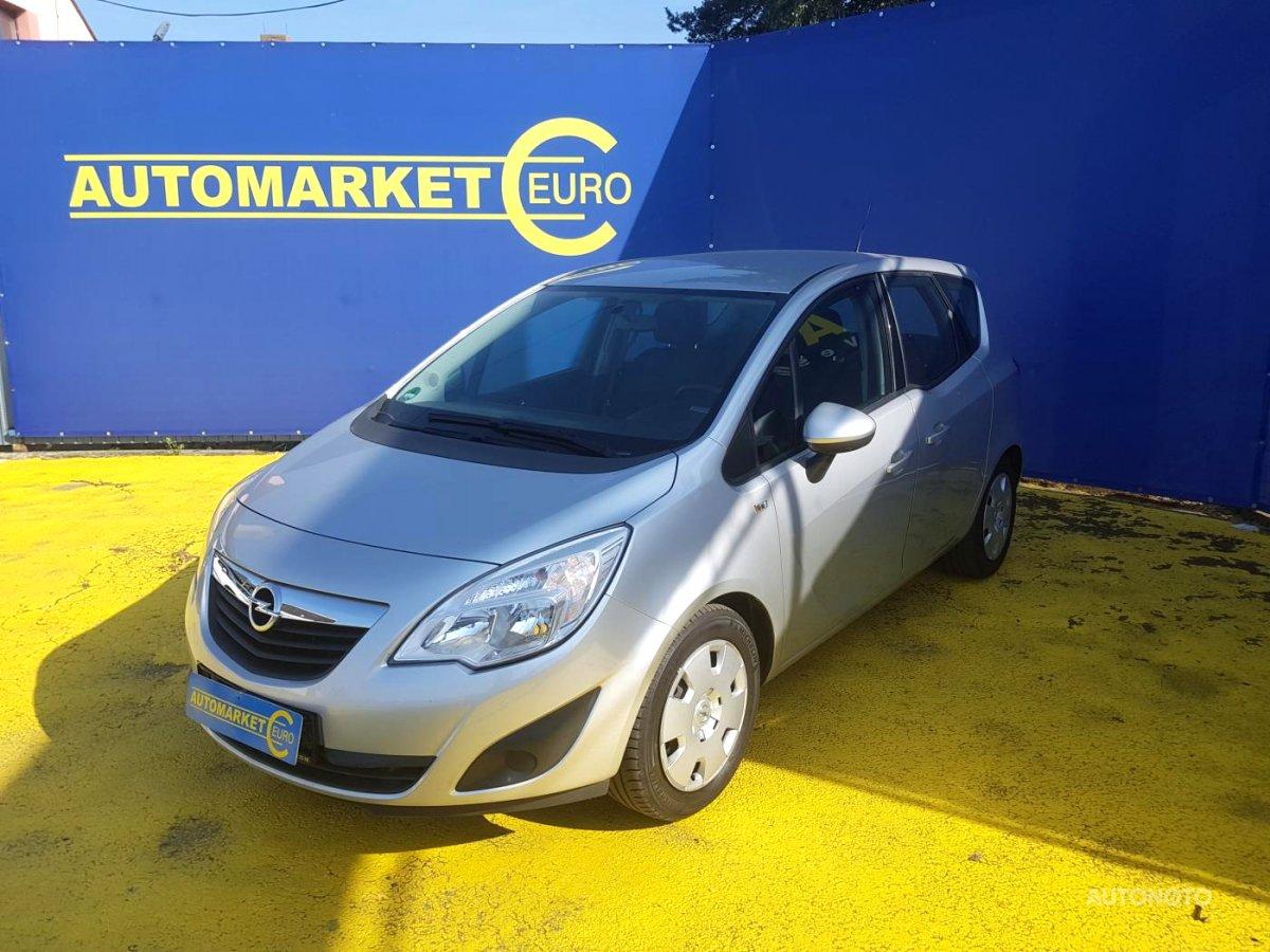 Opel Meriva, 2011 - celkový pohled