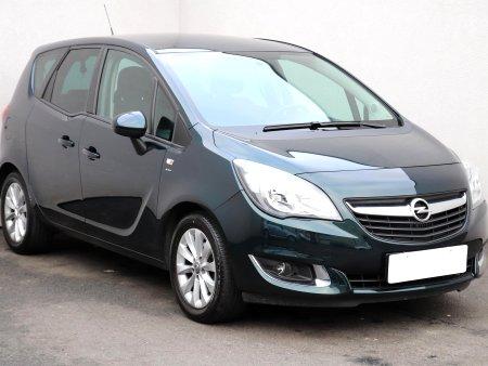 Opel Meriva, 2016