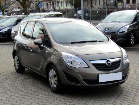 Opel Meriva, 2011