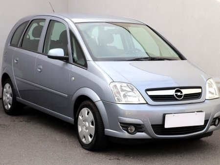 Opel Meriva, 2007