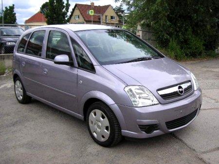 Fiat Multipla, 2005