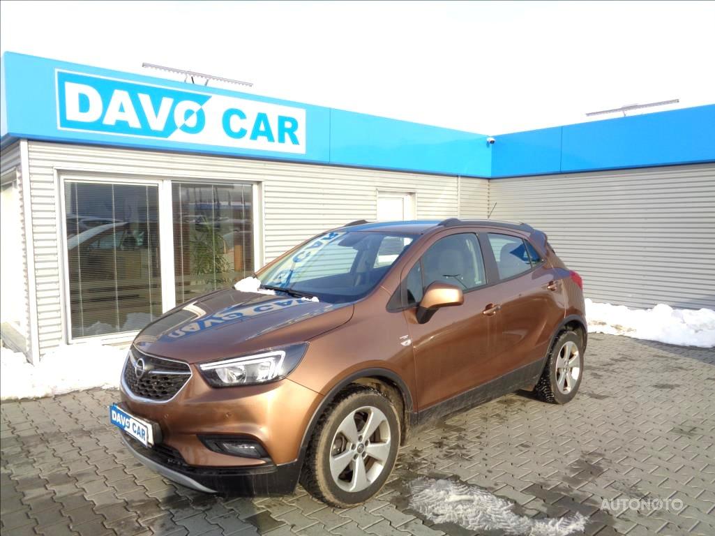 Opel Mokka, 2017 - celkový pohled