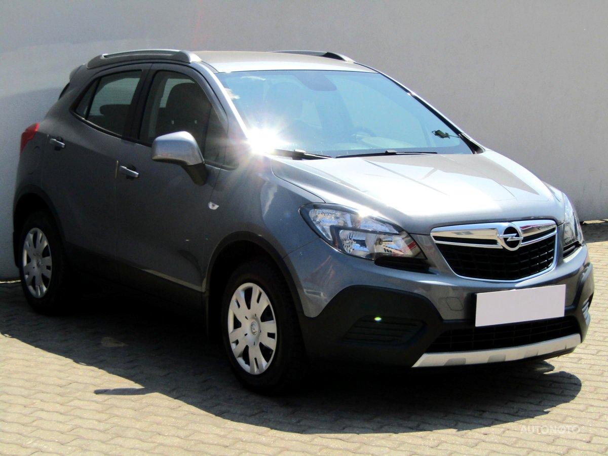 Opel Mokka, 2015 - celkový pohled