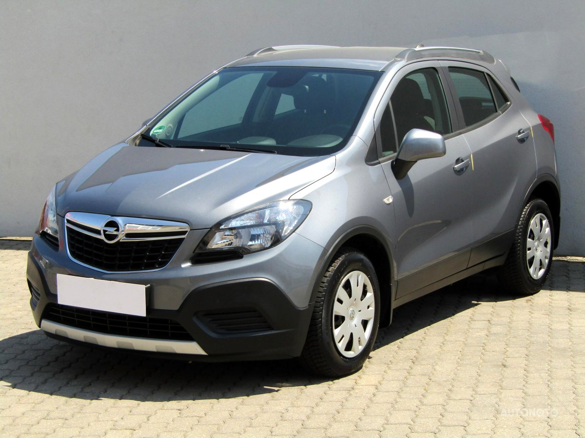 Opel Mokka, 2015 - pohled č. 3