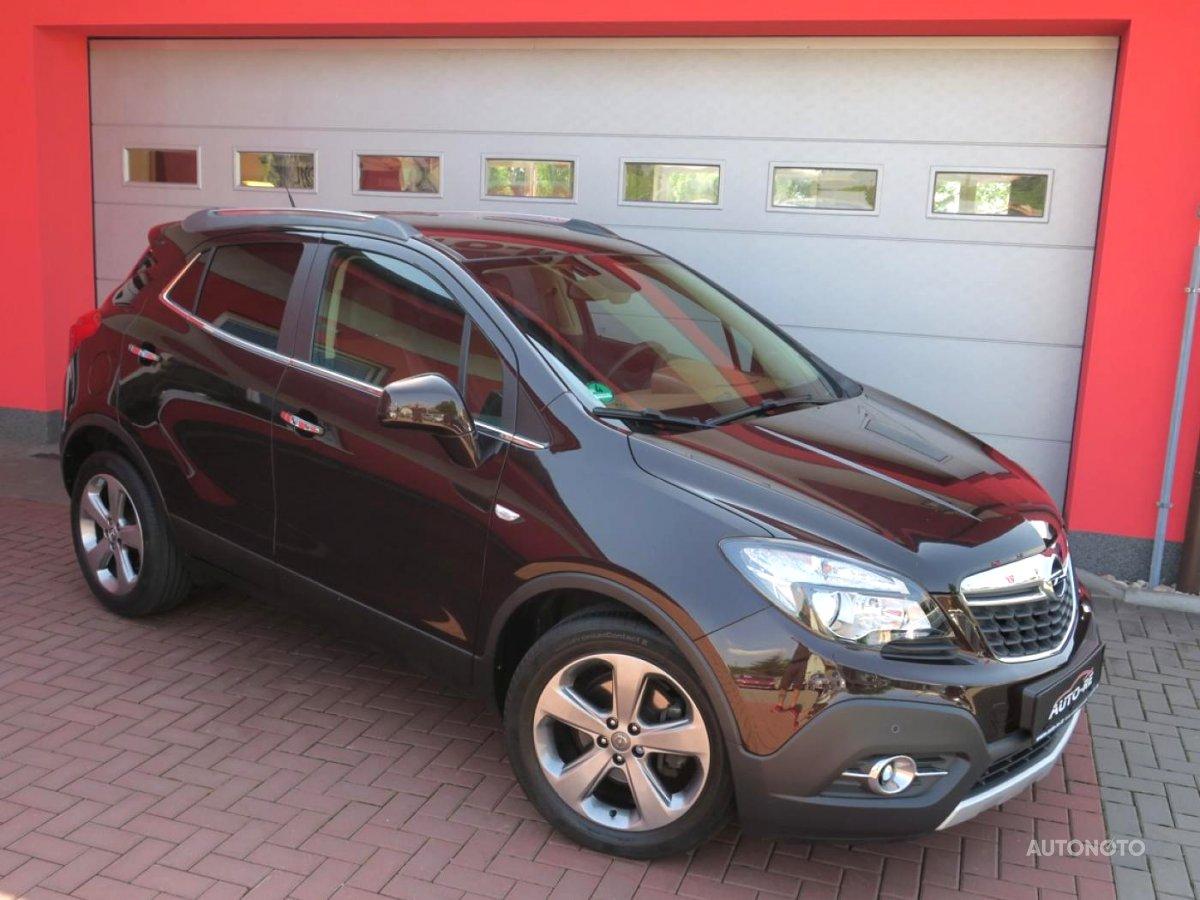 Opel Mokka, 2014 - celkový pohled