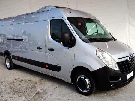 Opel Movano, 2011
