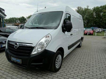 Opel Movano, 2010