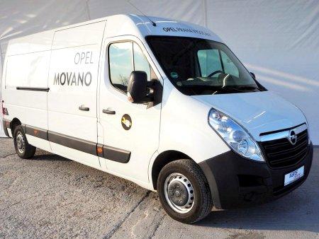 Opel Movano, 2016