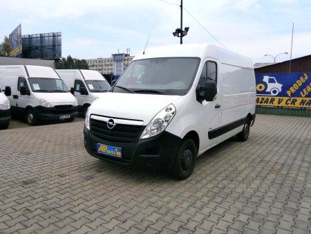 Opel Movano, 2014