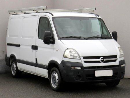 Opel Movano, 2008