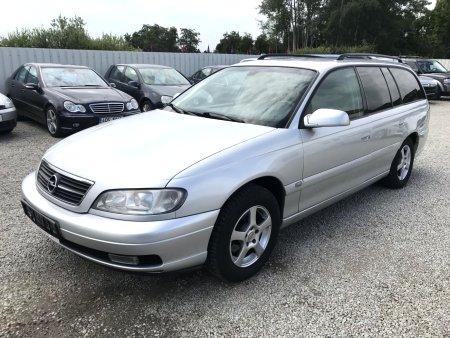 Opel Omega, 2004