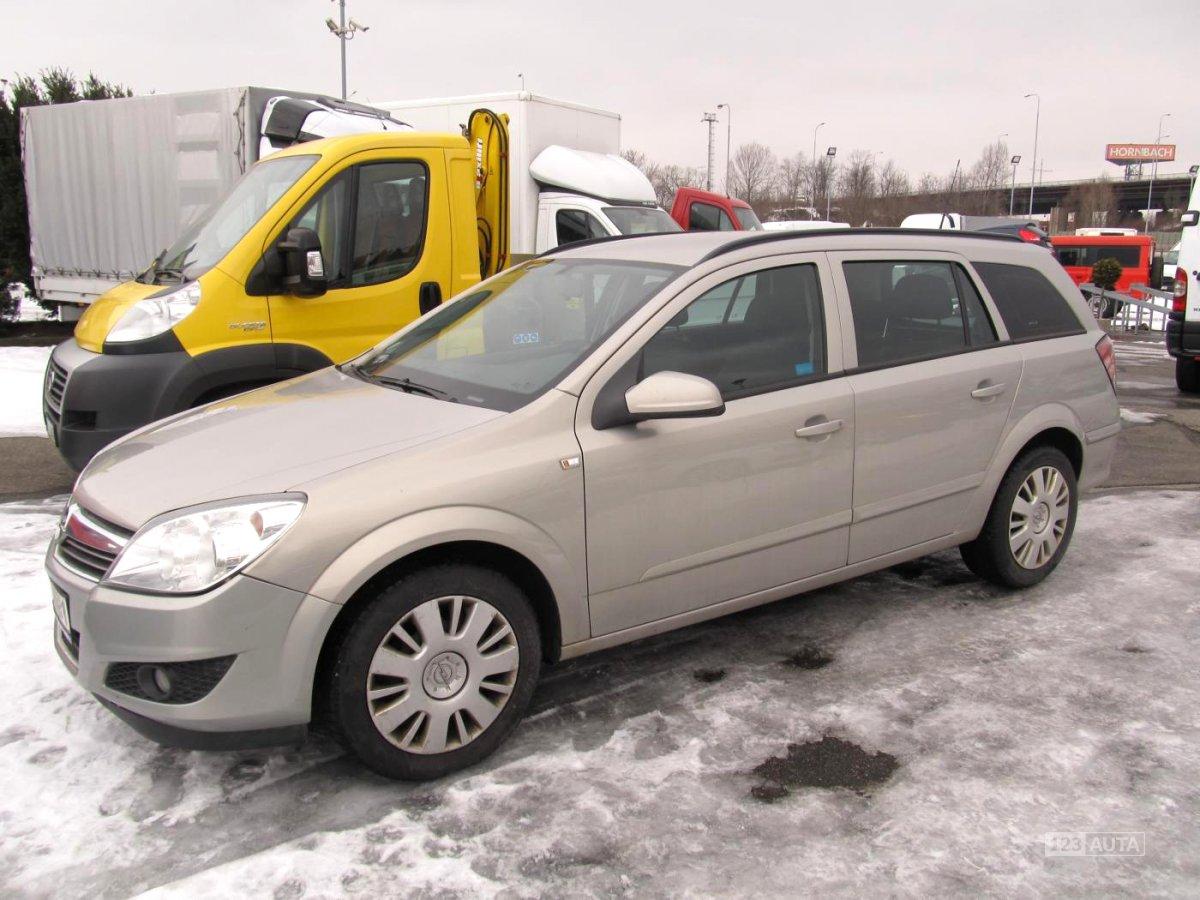 Opel Opel - Neznámý, 2009 - celkový pohled