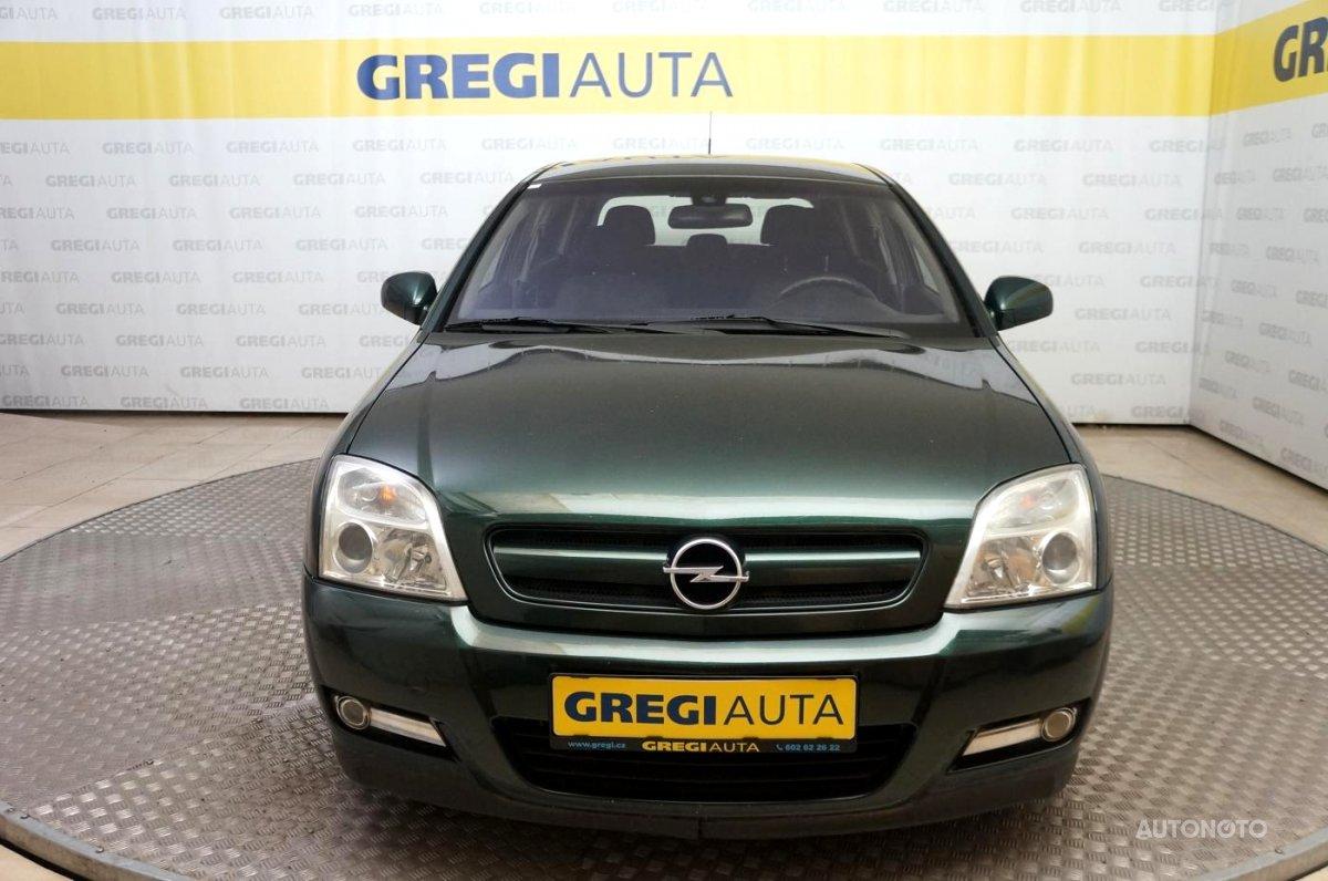 Opel Signum, 2004 - celkový pohled