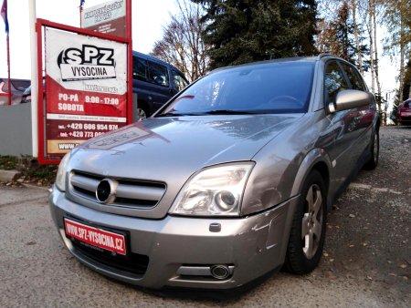 Opel Signum, 2003