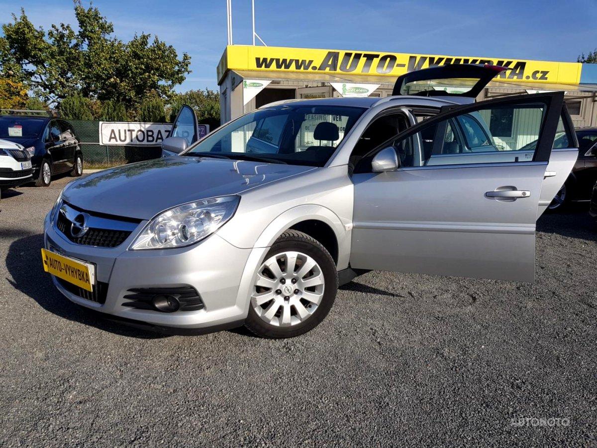 Opel Vectra, 2007 - celkový pohled