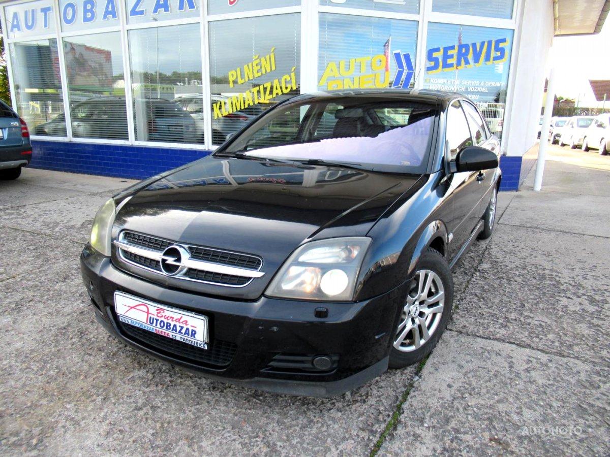 Opel Vectra, 2005 - celkový pohled