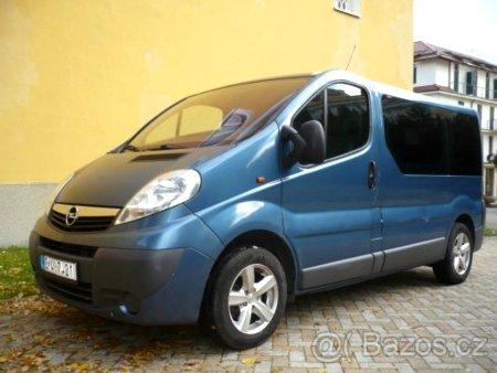Opel Vivaro, 2007