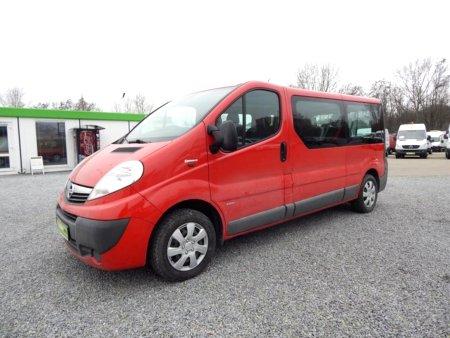 Opel Vivaro, 2012