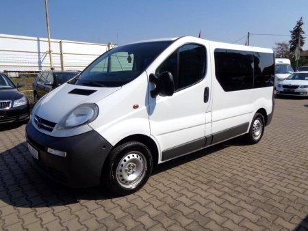 Opel Vivaro, 2006