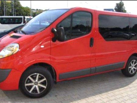 Opel Vivaro, 2009