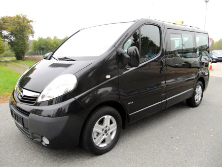 Opel Vivaro, 2011