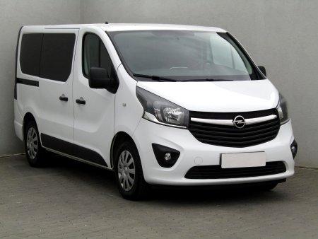 Opel Vivaro, 2015