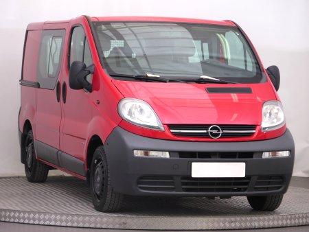 Opel Vivaro, 2003
