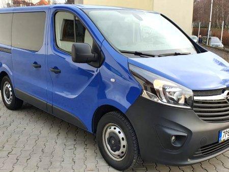 Opel Vivaro, 2017