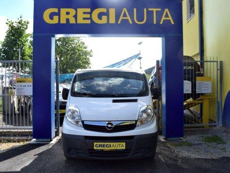 Opel Vivaro, 2010