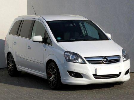 Opel Zafira, 2012