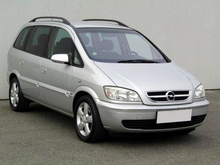 Opel Zafira, 2004