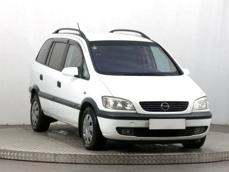Opel Zafira, 2001