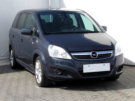 Opel Zafira, 2010