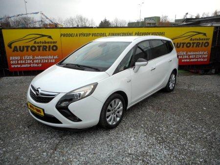 Opel Zafira, 2013