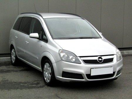 Opel Zafira, 2005