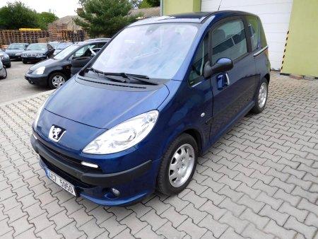 Peugeot 1007, 2005